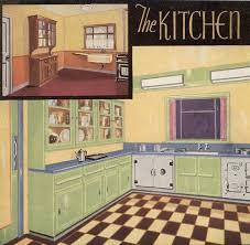 Delightful 1930s Kitchen Best 10 Ideas On Pinterest