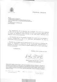 Notificacion Del Gobierno De España Mediavida