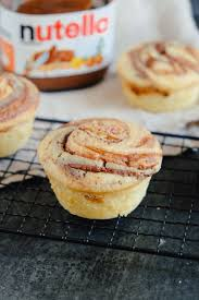 Kuchen Mit Flã Ssigem Kern 44 Nutella Muffins Mit Fl Ssigem Kern Nutella Recipes