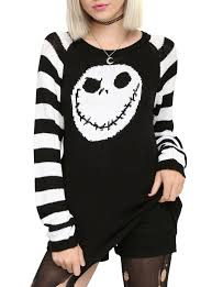 Nightmare Before Christmas Bathroom Set by The Nightmare Before Christmas Jack Head Knit Sweater Topic