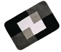 badteppich bad vorleger teppich bath carpet ca 60x90 cm