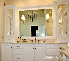 White French Country Bathroom Vanity by Home Design White Salon Reception Desk Bath Designers Home