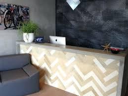 Reception Desks Modern Hotel Desk Design