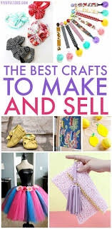 Best Crafts To Sell Online