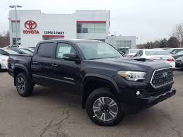 New 2018 Toyota Tacoma TRD Sport Double Cab In Boston #21341 ... New 2018 Toyota Tacoma Trd Sport Double Cab In Elmhurst Offroad Review Gear Patrol Off Road What You Need To Know Dublin 8089 Preowned Sport 35l V6 4x4 Truck An Apocalypseproof Pickup 5 Bed Ford F150 Svt Raptor Vs Tundra Pro Carstory Blog The 2017 Is Bro We All Need Unveils Signaling Fresh For 2015 Reader