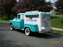 100 1955 Chevy Truck Restoration Delicious Ice Cream LLC