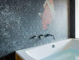 tapete im bad und der dusche tapete für bad tapeten dusche