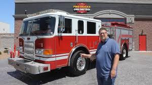 100 Fire Trucks Unlimited 2005 Pierce Enforcer Pumper For Sale Trucks