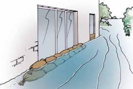 sac de inondation dispositif agir lors des inondations guide bâtiment durable