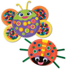 Paper Plates Animal Craft Ideas Art Projects