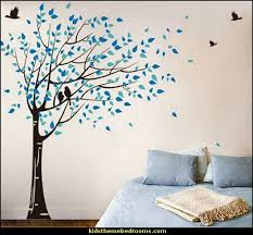 maries manor tree murals wall decals amazon stickers arbre home