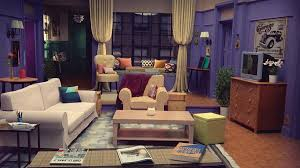 wohnen mit ikea wohnzimmer simpsons friends