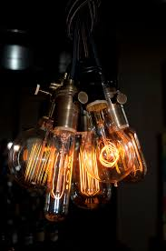 vintage lighting with beautiful edison bulbs furniture home