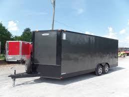 Enclosed Trailer 8.5' X 20' Charcoal Car Hauling Atv Hauler - SLE ... Champion Enclosed Car Trailers Homesteader New Living Quarters Trailer Jims Motors Repair Service Maintenance Proline 85 X 20 Charcoal Hauling Atv Hauler Sle Air Springs Air Suspension Kits Camping World 2010 Sundowner Hunting Toy 29900 1st Choice Sunsetter Awning Parts Schwep Cargo For Sale Online Buy Atlas And Aero Rentals Chicago For Rent Rental 24 Loaded Alinum Carhauler W Premium Escape Door Becker