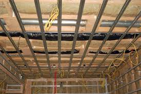 Soundproof Drop Ceiling Home Depot by Soundproofing Ceilings Soundproofing Materials For Ceilings