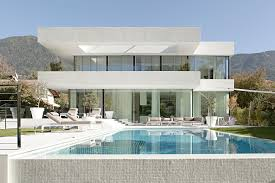100 Home Architecture Designs House M By Monovolume Design In Meran Italy