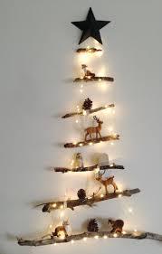 Seashell Christmas Tree by Noël Un Sapin Scandinave Cette Année Christmas Tree Diy