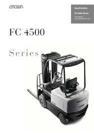 Electric Forklift 4-Wheel, FC 4500 - CROWN - PDF Catalogue ... Wisconsin Forklifts Lift Trucks Yale Forklift Rent Material The Nexus Fork Truck Scale Scales Logistics Hoist Extendable Counterweight Product Hlight History And Classification Prolift Equipment Crown Counterbalanced Youtube Operator Traing Classes Upper Michigan Daewoo Gc25s Forklift Item Da7259 Sold March 23 A Used 2017 Fr 2535 In Menomonee Falls Wi Electric 3wheel Sc 5300 Crown Pdf Catalogue Service Handling