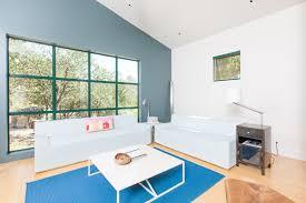 light grey walls white trim living room contemporary with gray