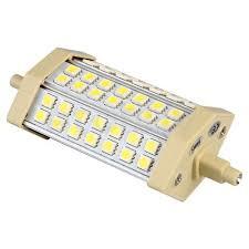 j118 led replacement energy saving security pir flood light bulb
