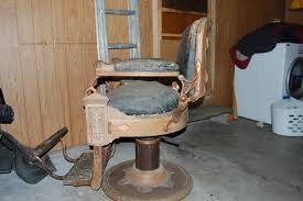 Koken Barber Chair Antique by Koken Congress Pedestal Hydraulic Barber Chair No 135 Pat Dec 8
