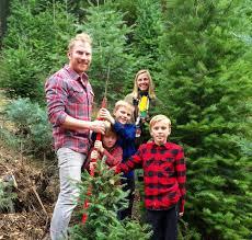 Santa Cruz Christmas Tree Farms by Simply Sv