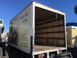 100 Used Commercial Truck Parts 2000 15ft Van Body For Sale Phoenix AZ SV12901