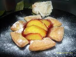 une marguerite en cuisine recette de marguerite aux nectarines