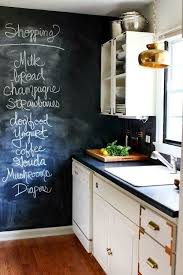 I Love This Chic And Quirky Kitchen With The Blackboard Chalkboard Writing