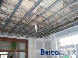 plafond suspendu fermacell menuiserie image et conseil