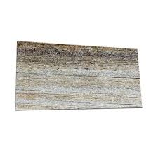 Home Depot Wall Tiles Self Adhesive by Peel And Stick Wood Plank Shades 3 In X 6 In Glass Wall Tile 48