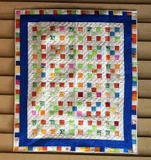 ScrappyNinePatchQuilt Save · Scrappy Nine Patch