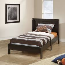 Aerobed With Headboard Twin by Bedroom Black Metal Walmart Twin Beds With Purple Mattress For