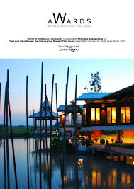 100 Modern Thai House Design The Local Hero Reinterpreting