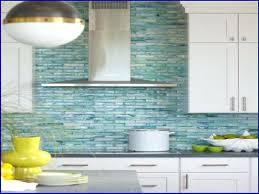 blue glass tiles for backsplash kitchen glass tile for