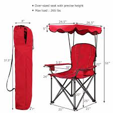 Portable Folding Beach Canopy Chair W/ Cup Holders Bag Camping Hiking  Outdoor Brobdingnagian Sports Chair Cheap New Camping Find Deals On Line At Amazoncom Easygoproducts Giant Oversized Big Portable Folding Red Chairs Series Premium Burgundy Lweight Plastic Luxury The Edge Kgpin Blue Bar Height Camp Pinterest Chairs Beach For Sale Darth Vader Heavydyoutdoorfoldingchairhtml In Wimyjidetigithubcom Seymour Director Xl