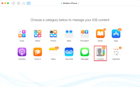How to Export iPhone Contacts to vCard – iMobie Guide