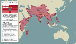 The Empire Of East Indies 1924