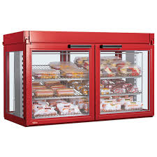 Hatco LFST Flav R Savor Non Humidified Display Cabinet
