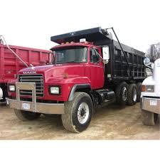 100 Used Tri Axle Dump Trucks 1999 MACK RD6885 TRI AXLE DUMP TRUCK