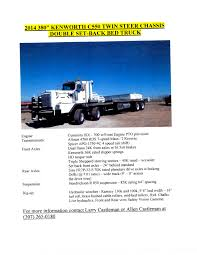 Trucks For Sale - BessemerEnterprisesINc 2013 Kenworth T800 Extended Day Cab 131 Truck Sales Youtube Kwlouisiana Used Used Vehicles For Sale In Forest City Pa Hornbeck Chevrolet Capitol Mack Chevy Dealer Crestview Serving Milton Allen Turner 2007 Gmc T7500 All Sale Nantucket Ma Don Auto Service Inc Cotton Module For Vatt Specializes Attenuators Heavy Duty Trucks Trailers Alntrucksales Twitter Quality Preowned Jesup Ga New Cars