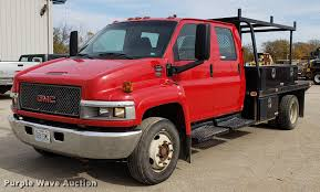 2004 GMC C4500 Flatbed Truck | Item DB9410 | SOLD! November ...