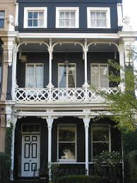 100 Melbourne Victorian Houses An Early Terrace House East This Ter