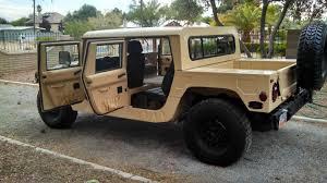 100 Hummer H1 Truck 1992 4door Truck Original Condition 10896 Actual Miles