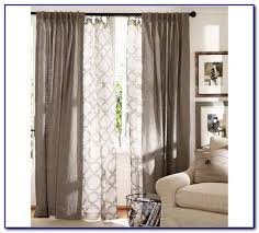 Umbra Double Curtain Rod Bracket by Traverse Curtain Rods Double Rod Center Open The Most Awesome And