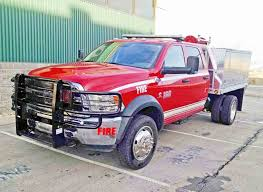2017 Dodge Ram 5500 4x4 Sierra Series Brush Truck | Used Truck Details