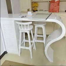 einfache haushalts farbe bar tische nach gekrümmten schnitt weg der wohnzimmer wand billig wein bar hause kleine bar tisch