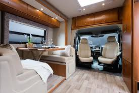 Motor Home Interiors 100 Images Small Motorhome Interior Full Size
