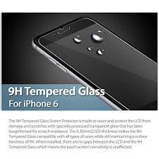 iPhone 6 HD Tempered Diamond Glass Technology NEWEST 0 2mm thinner thi