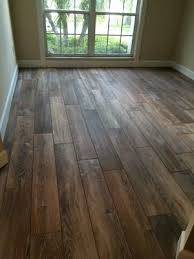 Natural Timber Cinnamon Used Mapei Chocolate Unsanded Grout For 1 16 Lines